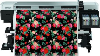 Epson y su tecnología flexible para textiles de alta calidad