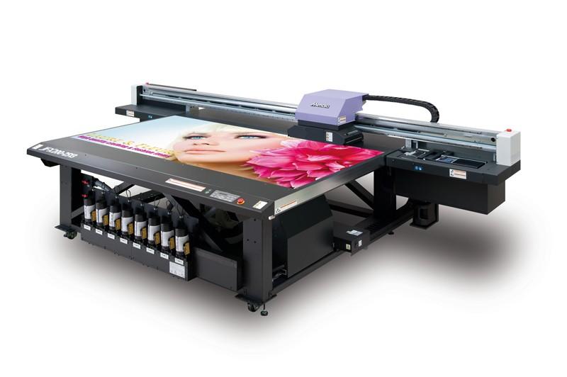 impresión UV LED
