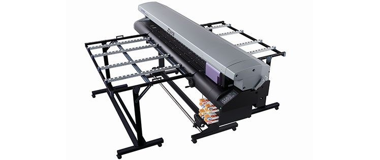 impresion UV LED