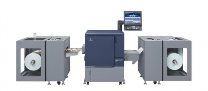 Konica Minolta y su novedosa impresora PRESS C71cf