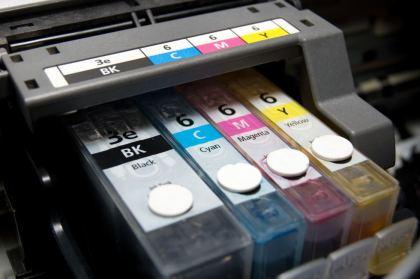 negocio de la impresión