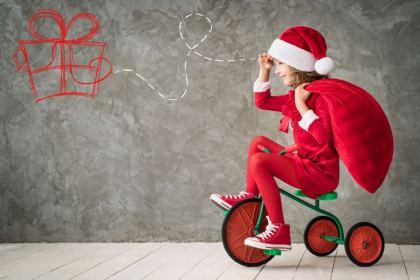 Campaña publicitaria en navidad